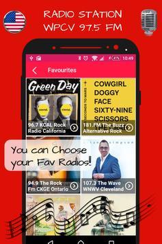 97.5 WPCV 97 Country Fm Florida Radio Stations HD screenshot 2