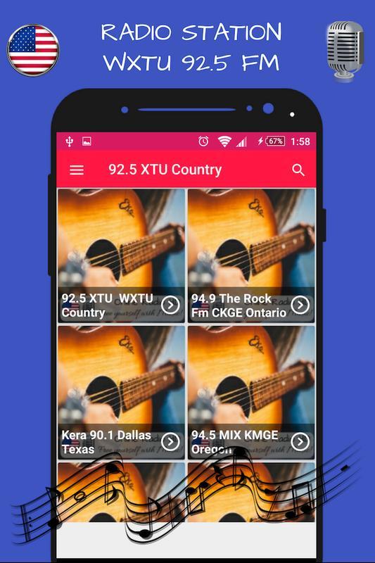 925 XTU WXTU Country Philadelphia Radio Stations