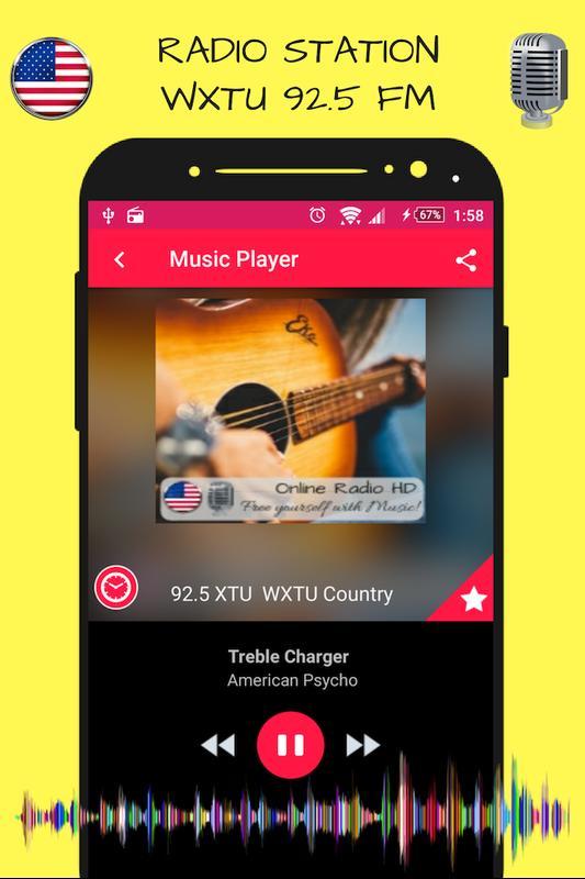 925 XTU WXTU Country Philadelphia Radio Stations 1