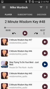 Mike Murdock Podcast Daily Update screenshot 2
