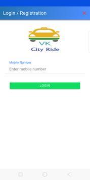 Vk City Ride screenshot 1