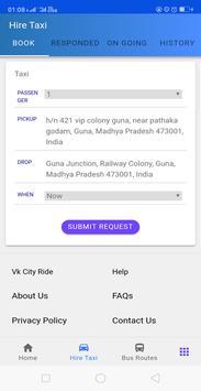 Vk City Ride screenshot 2