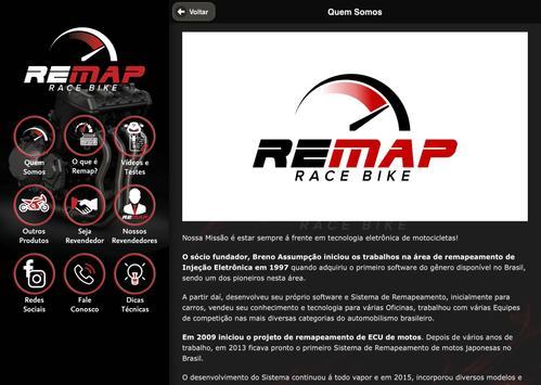 REMAP screenshot 4