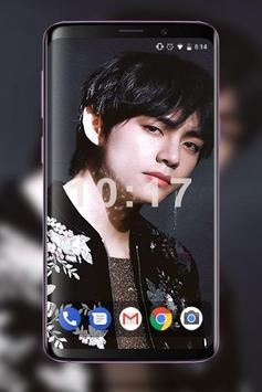 BTS V Kim Taehyung Wallpapers KPOP for Fans HD screenshot 1