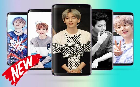 Baekhyun EXO Wallpaper KPOP For Fans HD screenshot 7