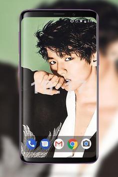 Baekhyun EXO Wallpaper KPOP For Fans HD screenshot 1