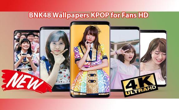 BNK48 All Member Wallpaper KPOP For Fans HD poster
