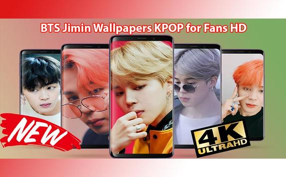 BTS Jimin Wallpapers KPOP for Fans HD poster