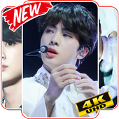 BTS Jin Wallpapers KPOP for Fans HD icon