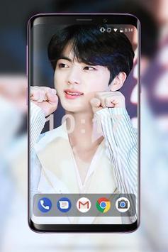 BTS Jin Wallpapers KPOP for Fans HD poster