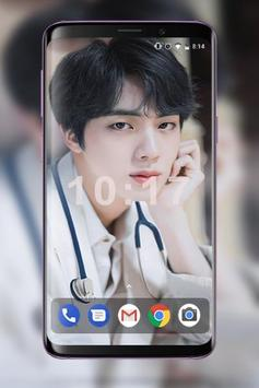 BTS Jin Wallpapers KPOP for Fans HD screenshot 2