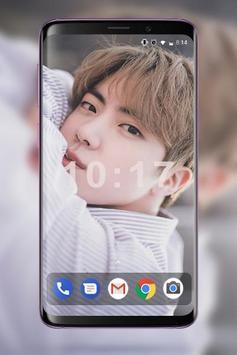 BTS Jin Wallpapers KPOP for Fans HD screenshot 3