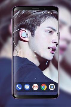 BTS Jin Wallpapers KPOP for Fans HD screenshot 4