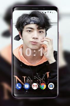 BTS Jin Wallpapers KPOP for Fans HD screenshot 6