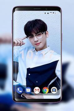 Cha Eun woo Wallpapers KPOP for Fans HD screenshot 4