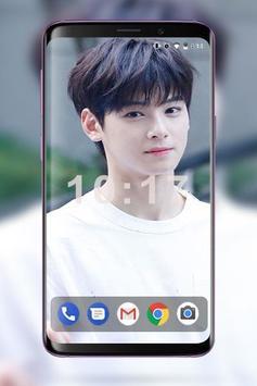 Cha Eun woo Wallpapers KPOP for Fans HD screenshot 5