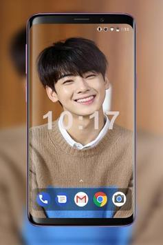 Cha Eun woo Wallpapers KPOP for Fans HD screenshot 3