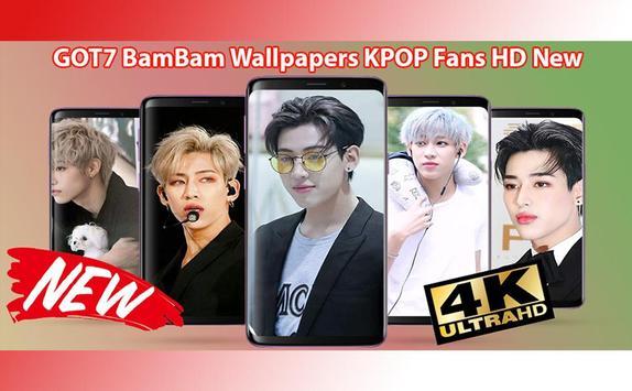 GOT7 BamBam Wallpapers KPOP Fans HD New poster