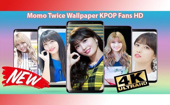 Momo Twice Wallpaper KPOP Fans HD poster