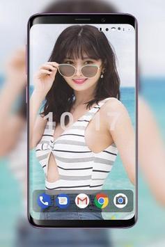 Momo Twice Wallpaper KPOP Fans HD screenshot 1