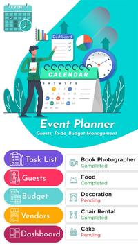 Event Planner poster