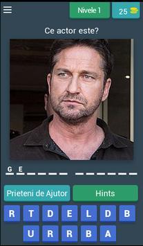 Ce actor este? poster