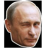 Stickers de Putin icon
