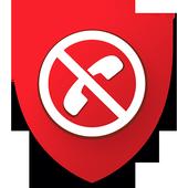 Bloqueador de chamadas e SMS - Calls Blacklist ícone