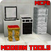 Modern Tools Addon for Minecraft PE icon