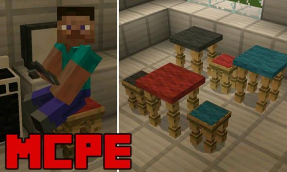 Modern Tools Addon for Minecraft PE poster