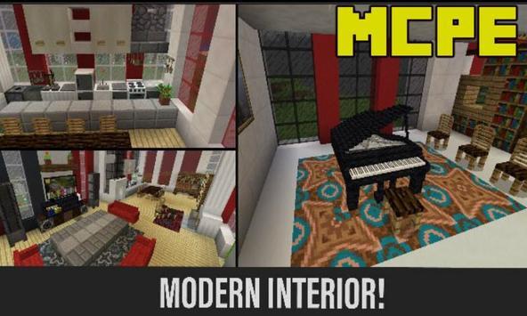 Smart House Map for Minecraft PE screenshot 1