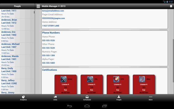 EMS Anyware - Vanguard screenshot 10