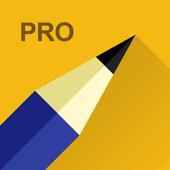 VLk Text Editor PRO أيقونة