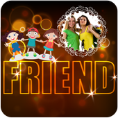 Friendship Day Photo Frames icon