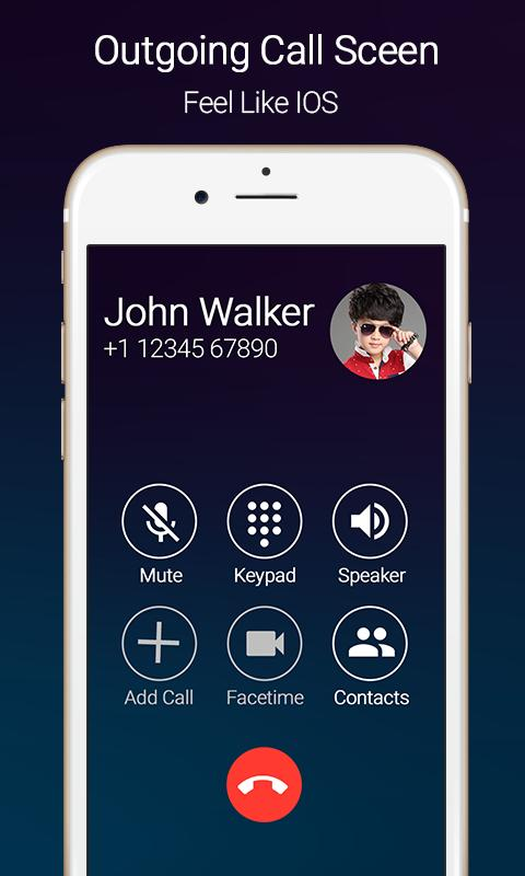 Dialer Screen for android for Android - APK Download