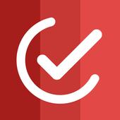 Week planner: Todo list and Reminder icône