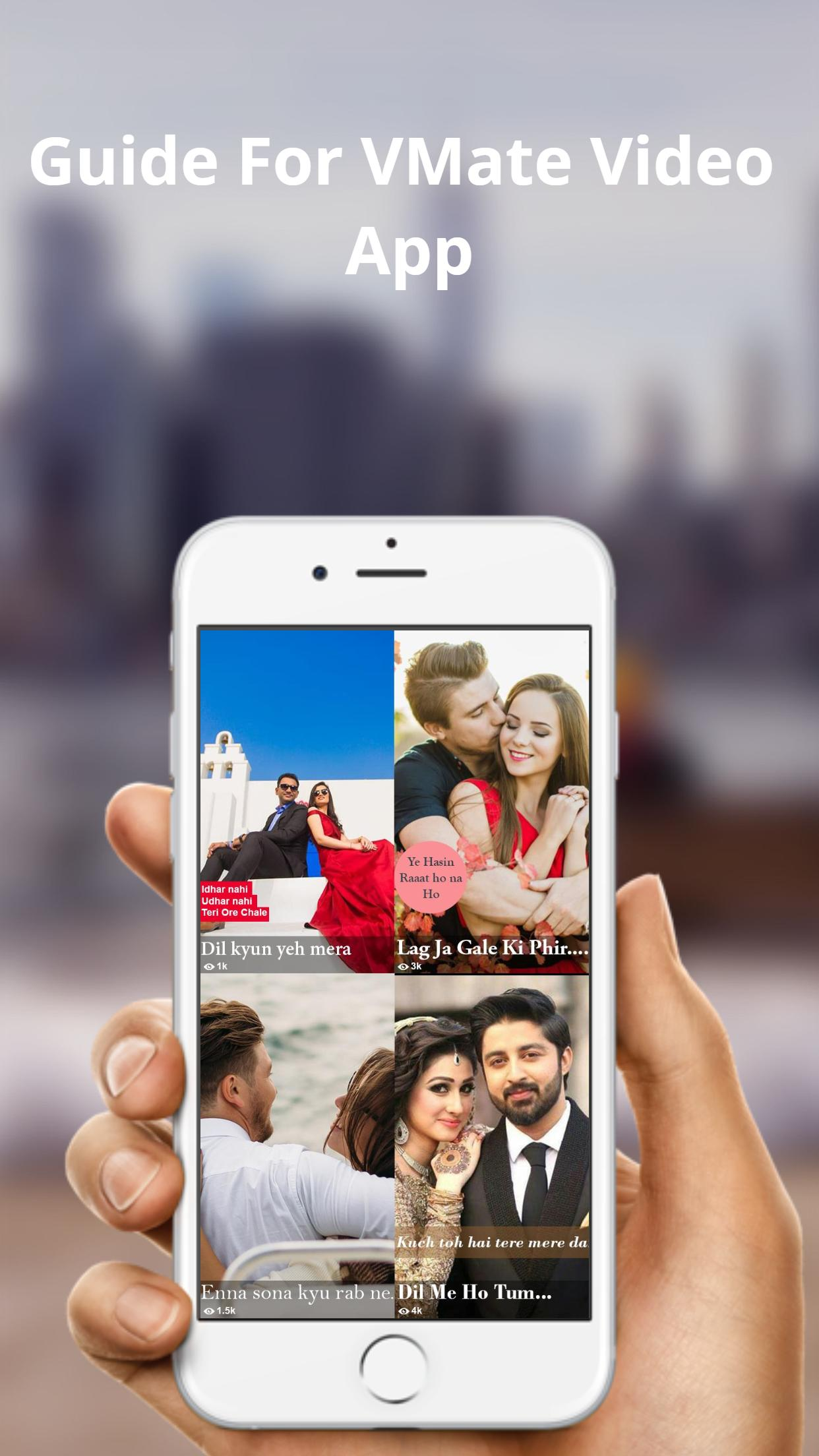Vmate Video Status App Guide For Android Apk Download