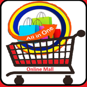 All in One Shopping App - Indian Online Mall 图标