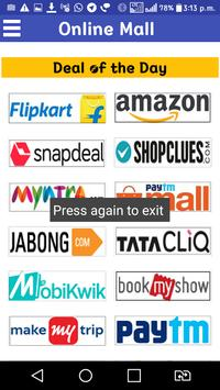 All in One Shopping App - Indian Online Mall 截图 2