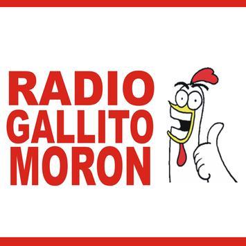 Radio Gallito Morón poster
