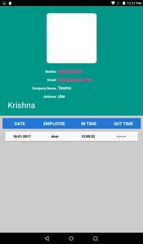 Visitors Management System screenshot 4