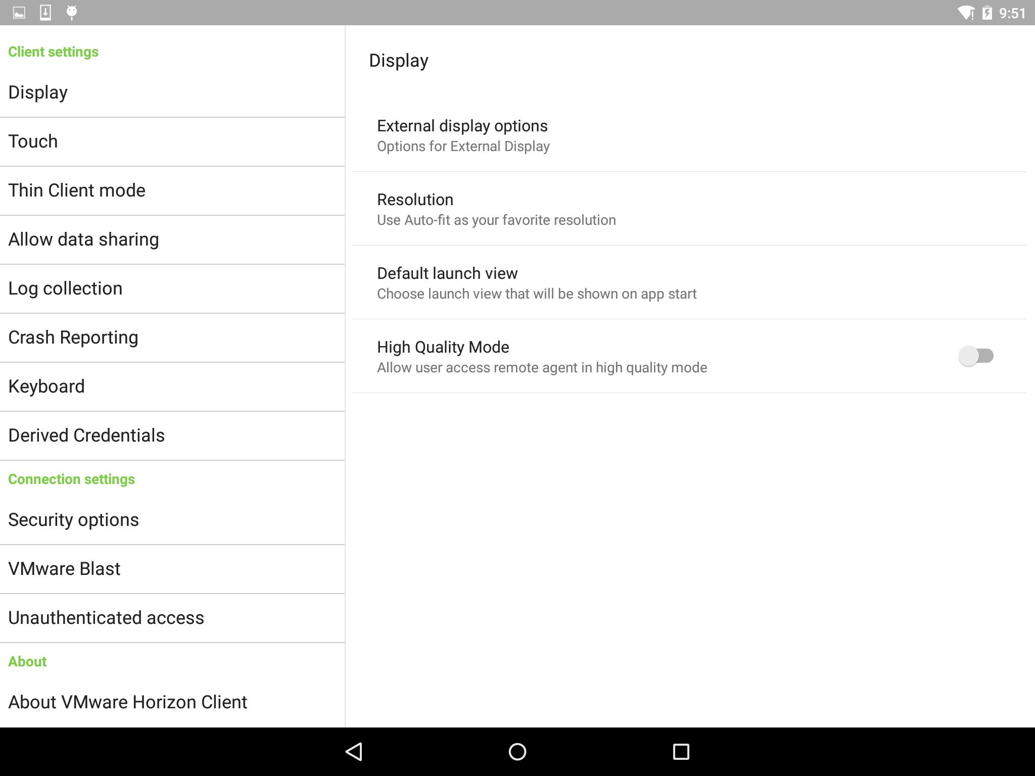 VMware Horizon Client for Android - APK Download