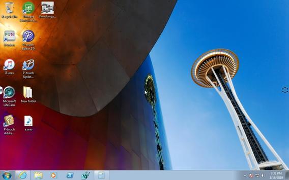 VMware Horizon Client screenshot 7
