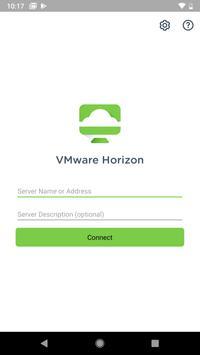 VMware Horizon Client poster