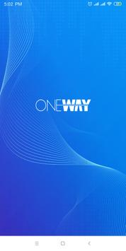 Oneway poster