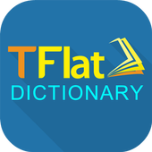 English Vietnamese Dictionary TFlat icon