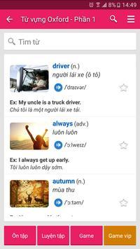 English Vietnamese Dictionary TFlat screenshot 15