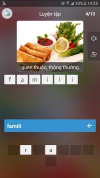 English Vietnamese Dictionary TFlat screenshot 4