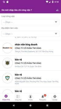 Việc làm Tiva screenshot 4