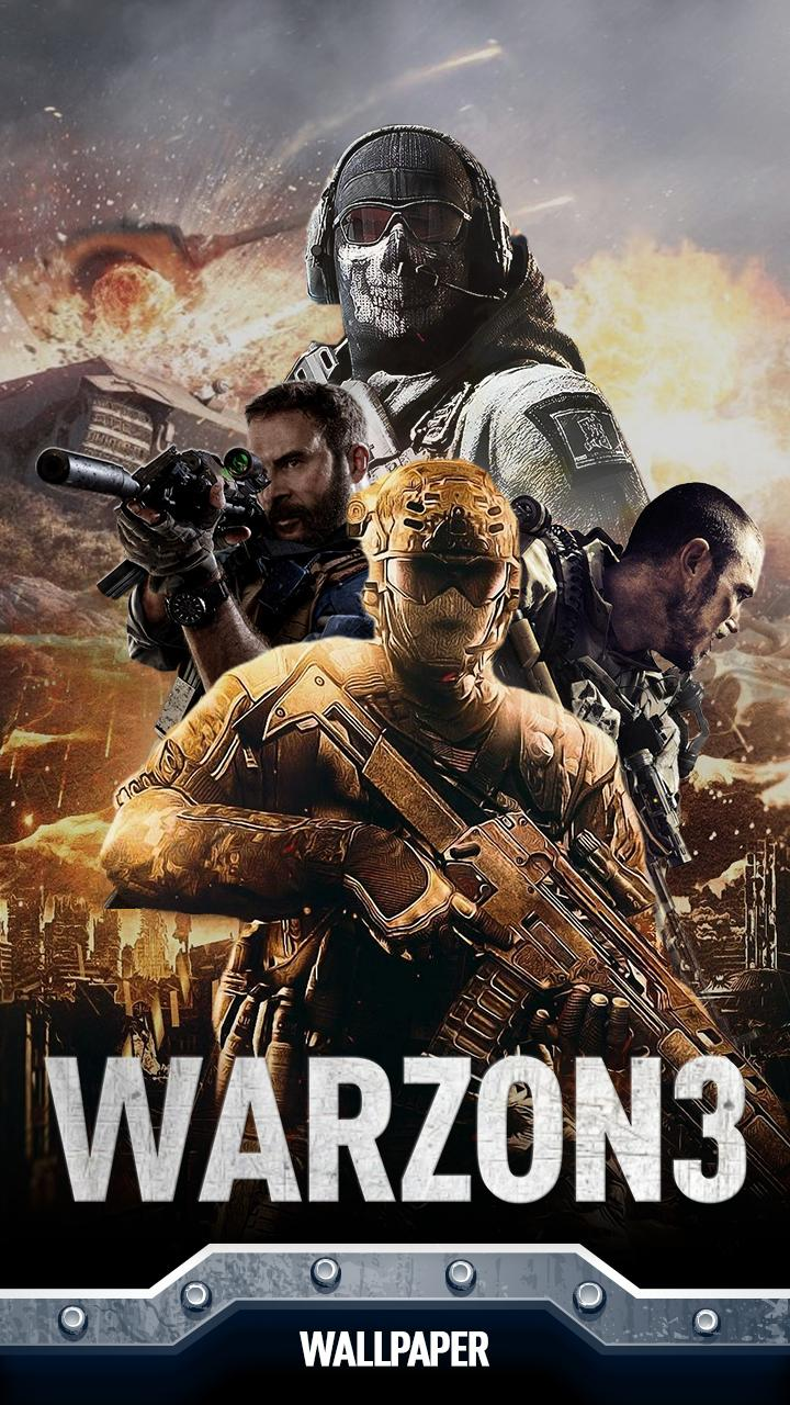 call of duty warzone wallpaper 4k android